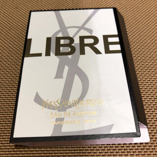 イヴサンローランボーテ(Yves Saint Laurent Beaute)のイヴサンローラン リブレ オーデパルファム 1.2mL 試供品(ユニセックス)