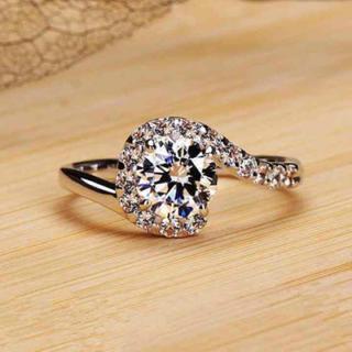 綺麗リング可愛い結婚指輪10-19号(リング(指輪))