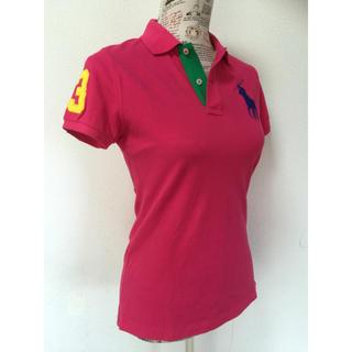 ラルフローレン(Ralph Lauren)の未使用♡ビッグポニー ポロシャツ S(ポロシャツ)