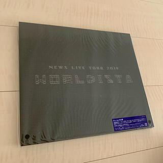 ニュース(NEWS)のNEWS WORLDISTA(初回盤) Blu-ray(ミュージック)