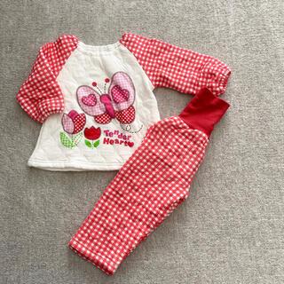 しまむら - しまむら 女の子 パジャマ 90cm
