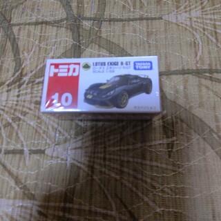 タカラトミー(Takara Tomy)のトミカ No.10 ロータス エキシージ R-GT(ミニカー)