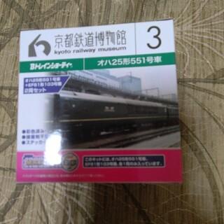 バンダイ(BANDAI)のBトレインショーティー 京都鉄道博物館3 EF81形103号機+オハ25形551(鉄道模型)
