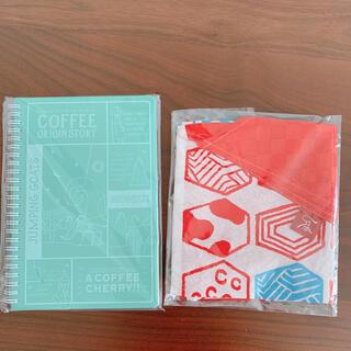 カルディ(KALDI)のカルディ 福袋 ノート&エコバッグ(日用品/生活雑貨)