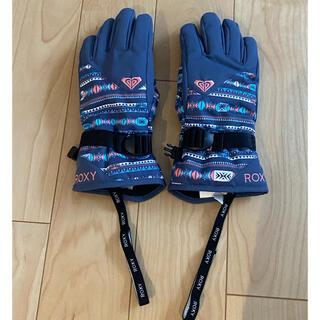 ロキシー(Roxy)のスキー用グローブ ロキシー ジュニアグローブM(ウエア/装備)