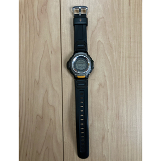 カシオ(CASIO)のプロトレック PRT-41SJ 新品電池3個付き(腕時計(デジタル))