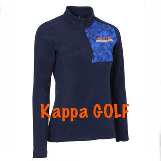 Kappa - 新品■9,350円【Kappa GOLF  カッパ】 長袖 ウェア  M