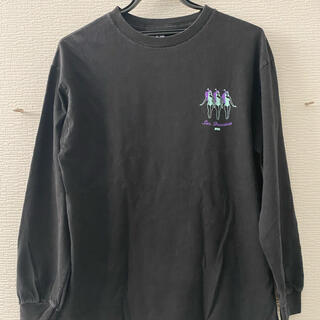エフティーシー(FTC)のFTC ロンT BLACK(Tシャツ/カットソー(七分/長袖))