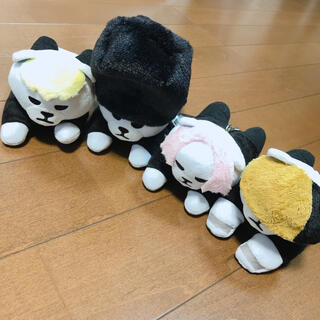 ビッグバン(BIGBANG)の【新品未使用!】BIGBANG ぬいぐるみ  KRUNK パスケース くま(ぬいぐるみ)