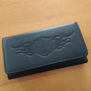 ハーレーダビッドソン(Harley Davidson)のハーレーダビットソン皮長財布(長財布)