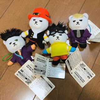 ビッグバン(BIGBANG)の【新品未使用!】BIGBANG ぬいぐるみ  KRUNK くま G-DRAGON(ぬいぐるみ)