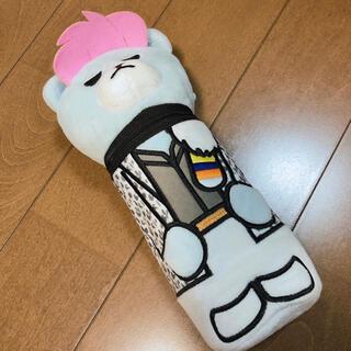 ビッグバン(BIGBANG)の【新品未使用】BIGBANG T.O.P ペットボトルカバー(ぬいぐるみ)