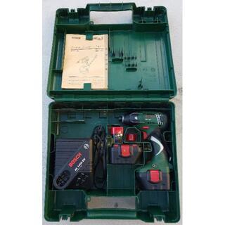 ボッシュ(BOSCH)のBOSCH(ボッシュ) 12Vバッテリー インパクトドライバー PDR12V(その他)