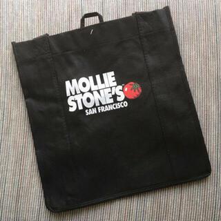 ディーンアンドデルーカ(DEAN & DELUCA)のMOLLIE STONESモーリーストーンズSF限定ショッピング eco バッグ(エコバッグ)