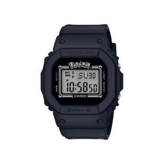 ベビージー(Baby-G)のG-SHOCK BGD-560PKC-1JR ピカチュウ(ポケモン)(腕時計(デジタル))