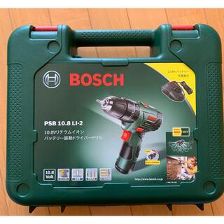 ボッシュ(BOSCH)のBOSCH PSB 10.8 LI-2 ドライバードリル 電動(その他)