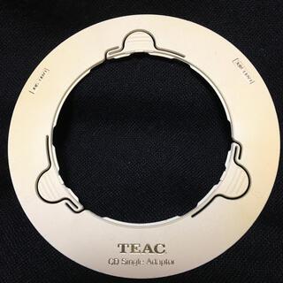 TEAC シングルCDアダプター(その他)