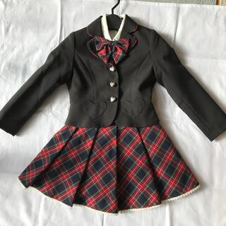 ヒロミチナカノ(HIROMICHI NAKANO)の入学 卒園 フォーマル 120 ヒロミチナカノ(ドレス/フォーマル)