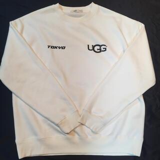 アグ(UGG)のUGG アグ トーキョーロゴ スウェットsize XL(スウェット)