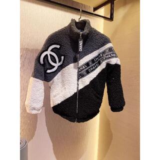 シャネル(CHANEL)の新品 男女兼用シャネルカシミヤセーターコート(ナイロンジャケット)