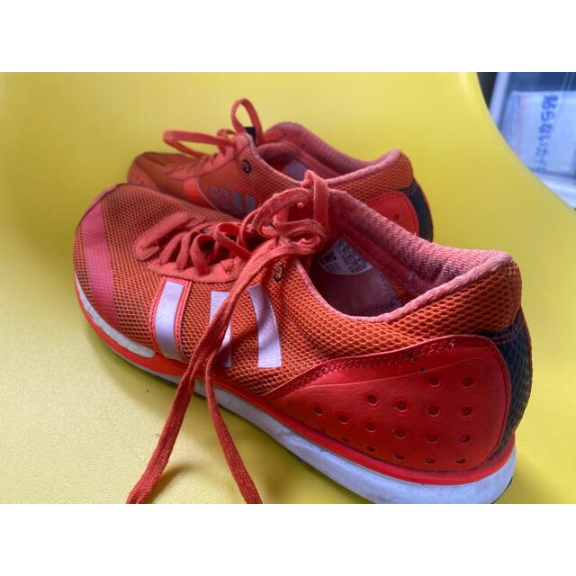 adidas(アディダス)のadidas adizero takumi sen boost 27cm スポーツ/アウトドアのランニング(シューズ)の商品写真