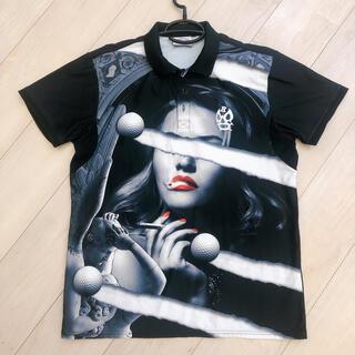 マークアンドロナ(MARK&LONA)の無一郎様専用 ラッセルノ ゴルフウェア 半袖 ポロシャツ(ポロシャツ)