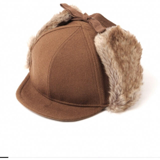 スタディオクリップ(STUDIO CLIP)のファーパイロット帽子(キャップ)