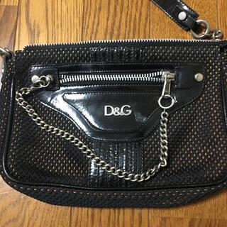 D&G - 値下げ売り切りたい!チェーン付きバッグ D&G