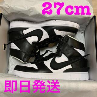 アンブッシュ(AMBUSH)のナイキダンク HIGH × AMBUSH アンブッシュ Nike Dunk(スニーカー)