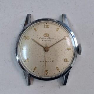 オリエント(ORIENT)のオリエントスター手巻き腕時計 ジャンク(腕時計(アナログ))