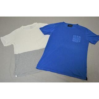 ビンス(Vince)のVince/Bespoken アメリカンブランドTシャツ2枚セット 日本未発売(Tシャツ/カットソー(半袖/袖なし))