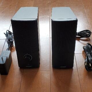 ボーズ(BOSE)のBOSE(ボーズ) スピーカー Companion2 SeriesⅢ(PC周辺機器)