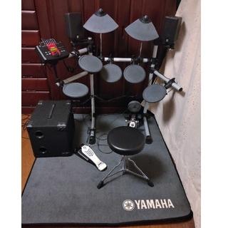 ヤマハ 電子ドラム モニタースピーカーセット