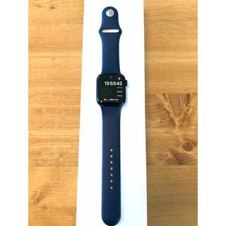 アップルウォッチ(Apple Watch)のApple Watch Series 6(GPSモデル)40mm(腕時計(デジタル))