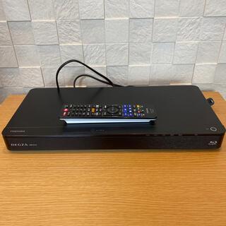 東芝 - 500GB◆東芝 DBR-Z510  純正リモコン付  2チューナー 2014年