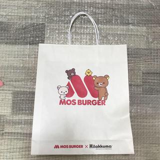2021年モスバーガー福袋リラックマ(キャラクターグッズ)