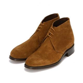ビューティアンドユースユナイテッドアローズ(BEAUTY&YOUTH UNITED ARROWS)のBY スエード チャッカ ブーツ(ブーツ)