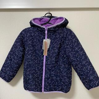 シマムラ(しまむら)の【新品未使用】バースデー 内側モコモコの上着 サイズ110 アウター(ジャケット/上着)