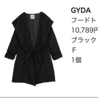 ジェイダ(GYDA)のGYDA フード コート (ロングコート)