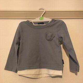 シマムラ(しまむら)のくすみカラーTシャツ 最終値下げ 2枚で500円対象(Tシャツ/カットソー)