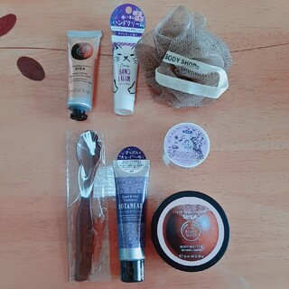 THE BODY SHOP - THE BODY SHOP シアー 4点セット(新品未使用)