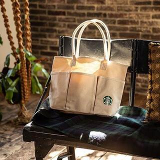 スターバックスコーヒー(Starbucks Coffee)のスタバ スターバックスコーヒー トートバッグ 非売品 カバン(トートバッグ)