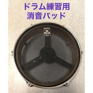 パール(pearl)の【ジャンク品】Pearl ドラム練習用パッド TPX10N スタンド無(その他)