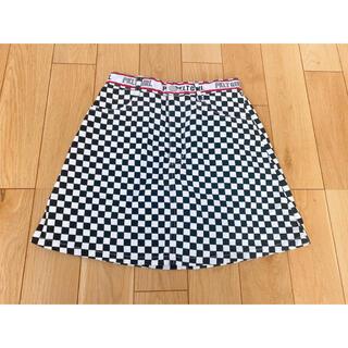 PINK-latte - ピンクラテ ブロックチェック柄スカート