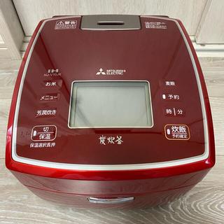 三菱電機 - 三菱IHジャー炊飯器[NJ-V10J6-R]