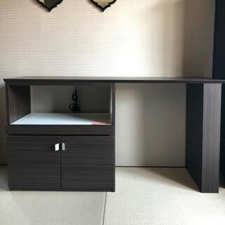 アクタス(ACTUS)のカキウチ家具 PC台 PCカウンター パソコンラック パソコンカウンター(オフィス/パソコンデスク)