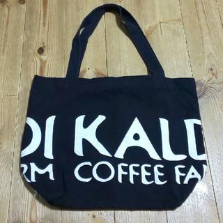 カルディ(KALDI)のKALDICOFFEEトートバッグ(トートバッグ)