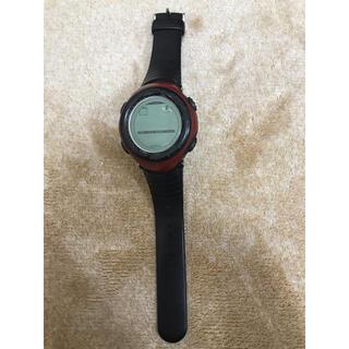 スント(SUUNTO)のsuunto スント レッド ヴェクター(腕時計(デジタル))