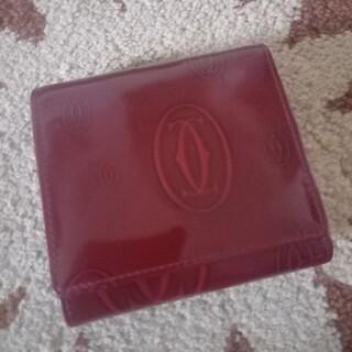 カルティエ(Cartier)のカルティエの財布です!!送料込みです!綺麗です。(折り財布)
