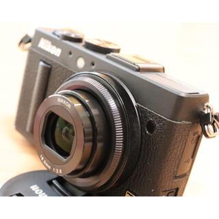 Nikon - Nikon COOLPIX A DX フォーマット